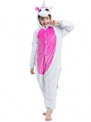 Пижама Кигуруми детская Пегас розовый