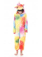 Пижама Кигуруми детская Единорог салют