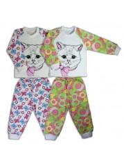 """Пижама для девочек """"Кошка"""""""