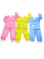 Пижама на 2 кнопках (тонкая)