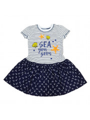 """Платье для девочки """"Море"""""""