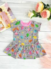 Платье мод.120 Вид 1