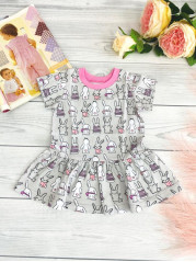 Платье мод.120 Вид 3
