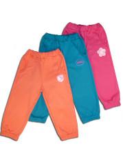 Спортивные штаны для девочек интерлок
