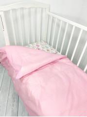 Комплект постельного белья (простынь на резинке) Поплин мод.9