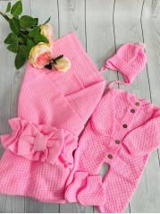 Набор на выписку Рафинад, цвет розовый