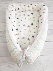 Кокон гнездышко для новорожденного мод.25