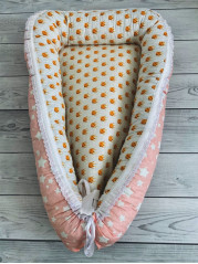 Кокон гнездышко для новорожденного мод.31