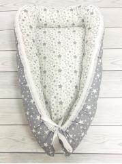 Кокон гнездышко для новорожденного мод.32