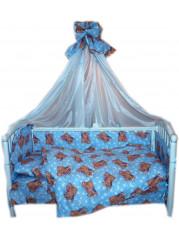 Набор в кроватку 7 предметов  эконом, мод.25