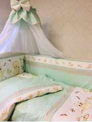 Набор в кроватку , мод.13