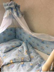 Набор в кроватку мод.15