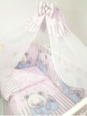 Набор в кроватку Пандочка