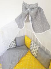 Набор в кроватку Слоники
