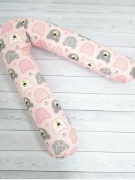 Подушка для беременных  Подкова, цвет 11