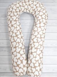 Подушка для беременных Подкова Макси цвет 1