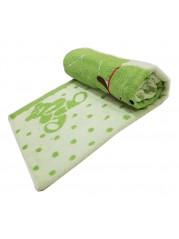 Полотенце для купания 110*110 см цвет : зеленый