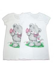 """Сорочка """"Любимый мишка"""""""